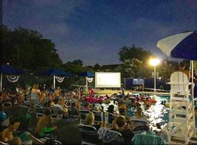 Dive-In Movie series at university park