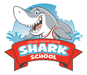 Holmes Aquatic Center Shark School