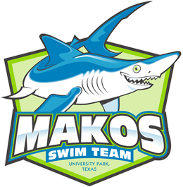 Makos Swim Team at University Park
