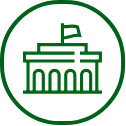 Icon representing the City of University Park court system