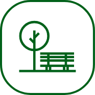 Icon representing the City of University Park parks and recreation