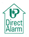 direct alarm monitoring service